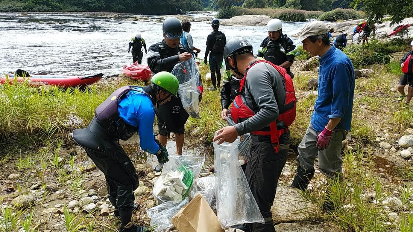 アイキャッチ:全国川ごみネットワークが環境問題解決に「つながり」を重視する …