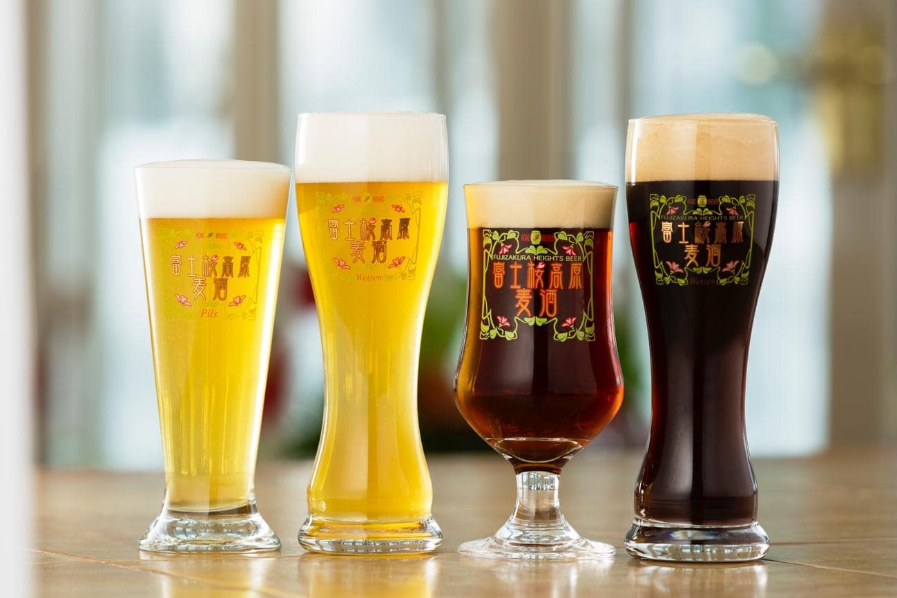 アイキャッチ:富士山の天然水が生み出す至高のドイツビール 山梨・富士桜高原 …