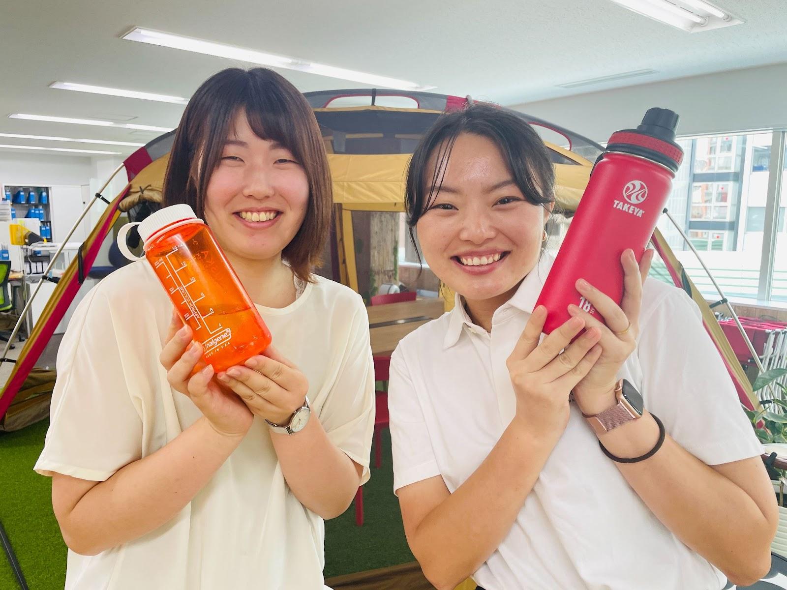 アイキャッチ:年間2,700本以上のペットボトルを削減!株式会社山崎文栄堂 …