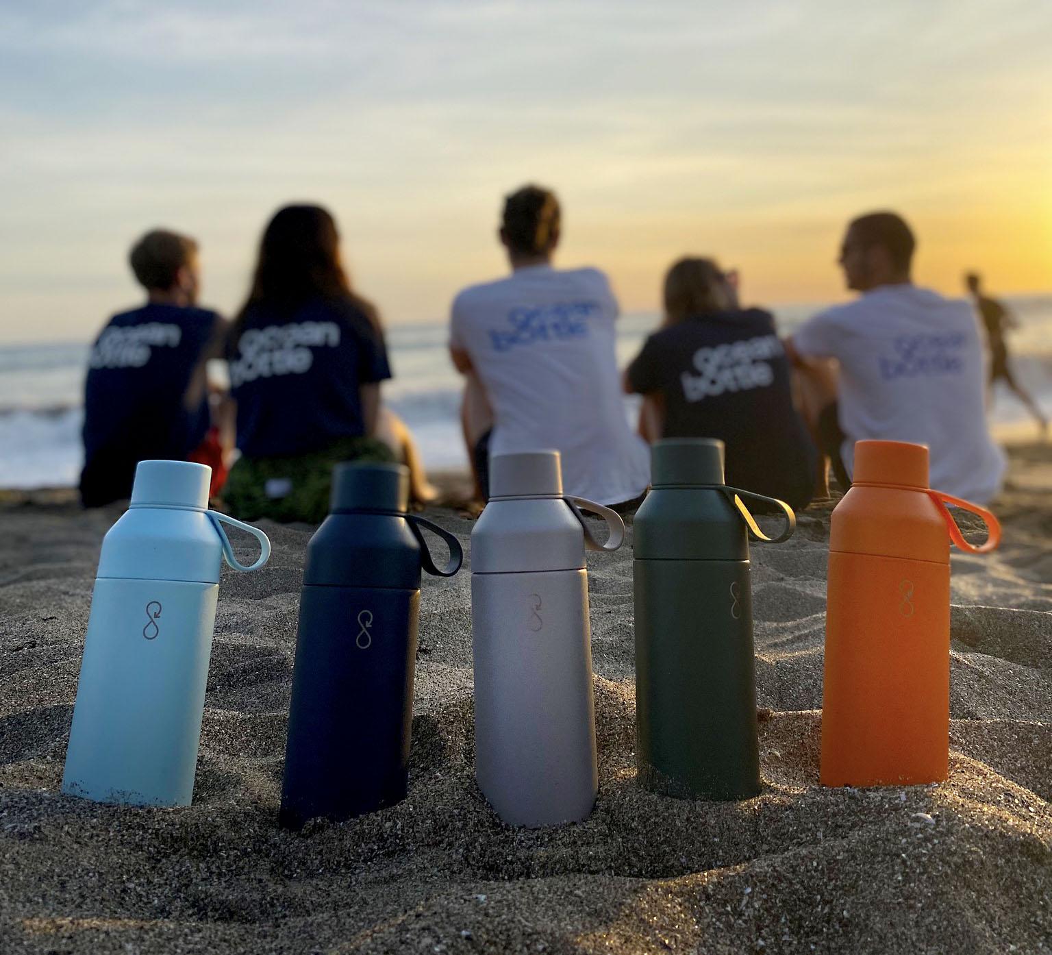 アイキャッチ:世界の海洋汚染・貧困問題の解決を目指すエコなマイボトル「Oc …