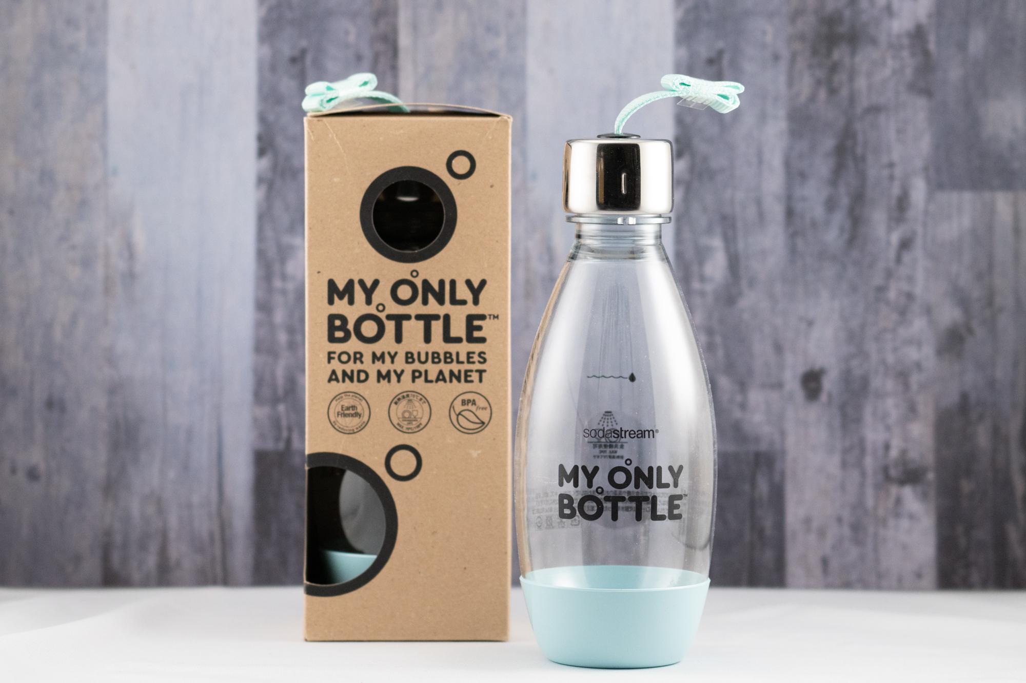 アイキャッチ:炭酸水もマイボトルで持ち歩く時代へ。ペットボトル削減を目指す …