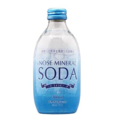 NOSE MINERAL SODA
