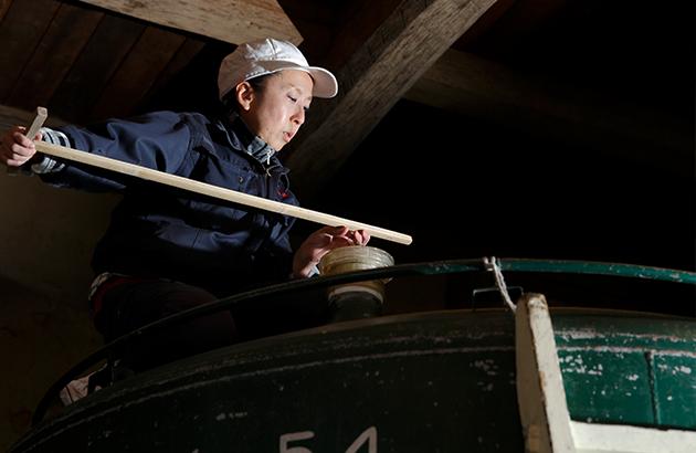 アイキャッチ:酒米の田んぼにも仕込み水! 井上酒造さんが語る、故郷日田への …