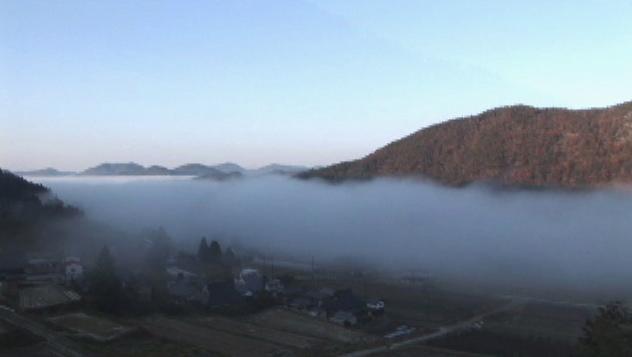 古き良き日本の風景が残る吉野地区
