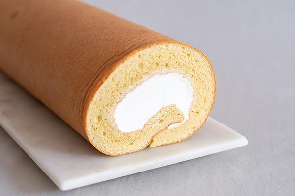 黄金のロールケーキ