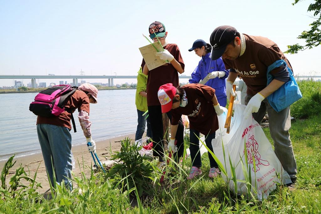 アイキャッチ:豊かな自然を取り戻したい。河川ごみゼロを目指す荒川クリーンエ …