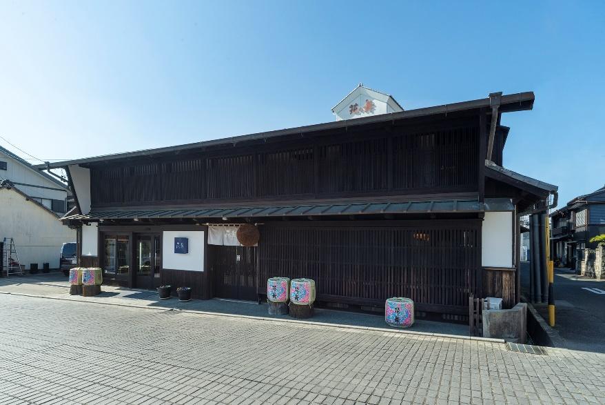 アイキャッチ:水、米、人、関わるすべての要素を静岡県産にした花の舞酒造の味 …