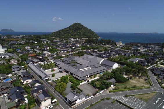 アイキャッチ:世界遺産構成資産・水の都「萩城下町」で水と共生の歴史を萩博物 …