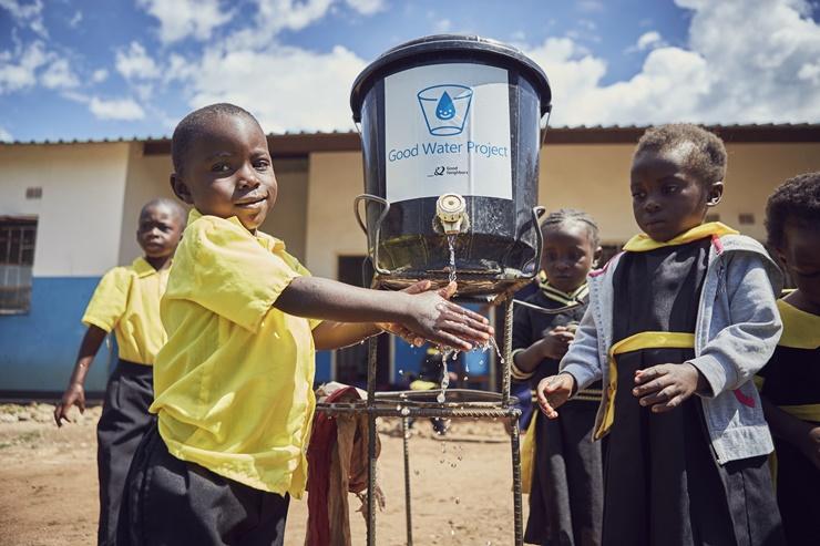 アイキャッチ:世界の子どもを取り巻く衛生環境の改善に取り組む認定NPO法人 …